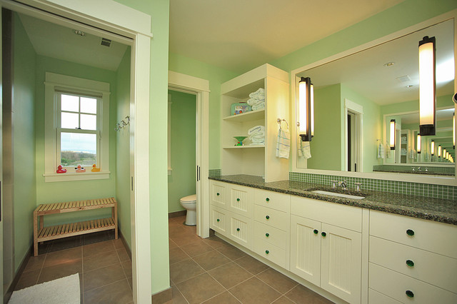 warmington north traditional bathroom