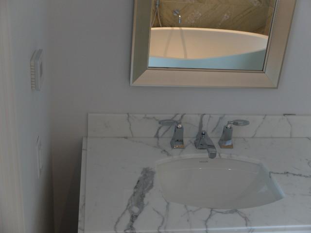 Warmup Projects Bathroom Modern Bathroom Toronto By Warmup Canada Floor Heating Systems
