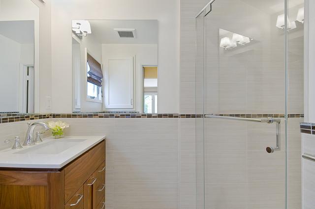 Master bath shower contemporary bathroom san francisco by - Warren Drive 2 Contemporary Bathroom San Francisco