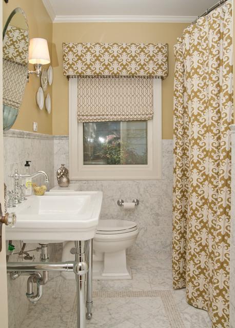Warren Guest Bathroom - Traditional - Bathroom - Atlanta ...
