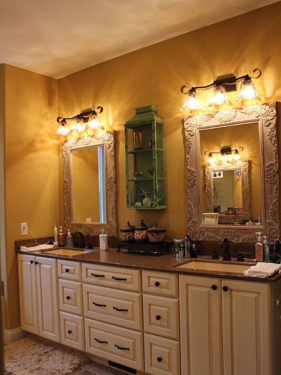 country style cabinets bathroom design ideas pictures remodel