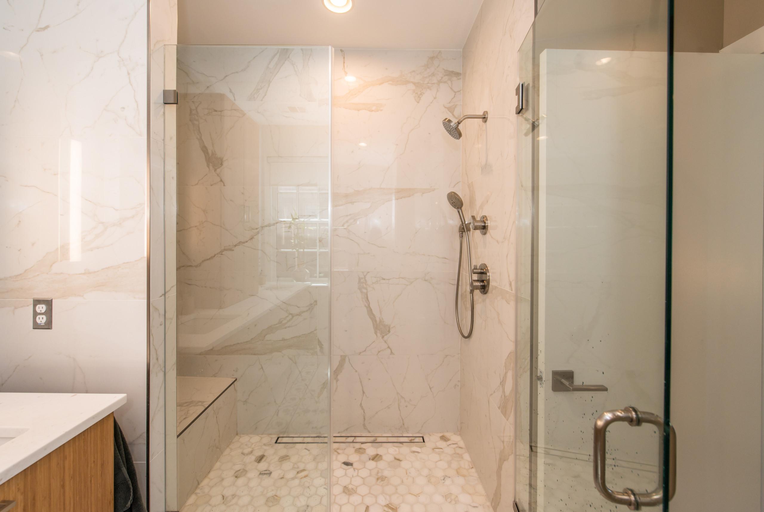 Washington, DC Contemporary Master Bathroom