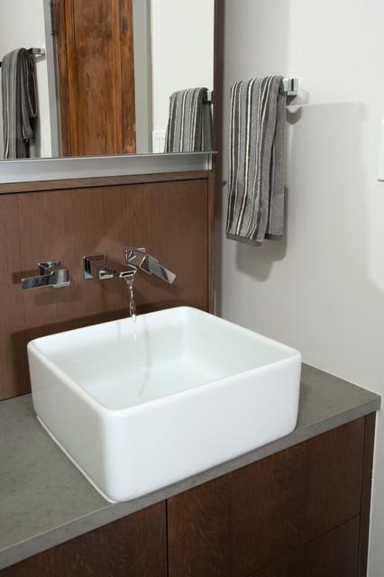 Washington Dc Master Bath Remodel Modern Bathroom Dc