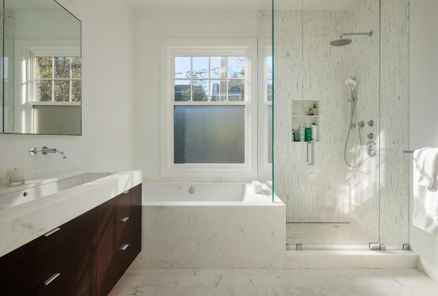 Washington Street 2 Contemporary Bathroom San