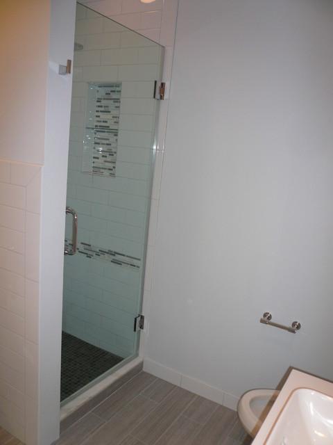 washroom - Modern - Bathroom - chicago - by Polski ...