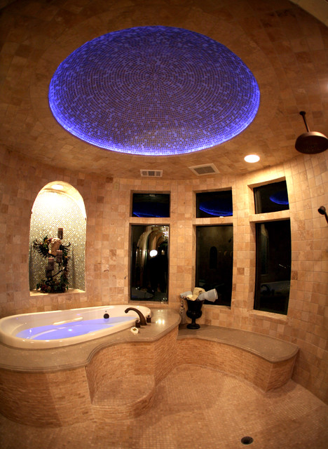 Water Front Lakeway Texas Mediterranean Bathroom Austin By Alberto Jauregui Designs Inc
