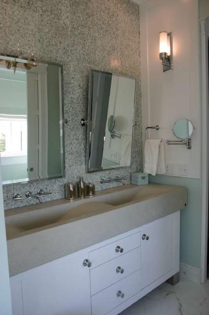 Watercolor Residence eclectic-bathroom