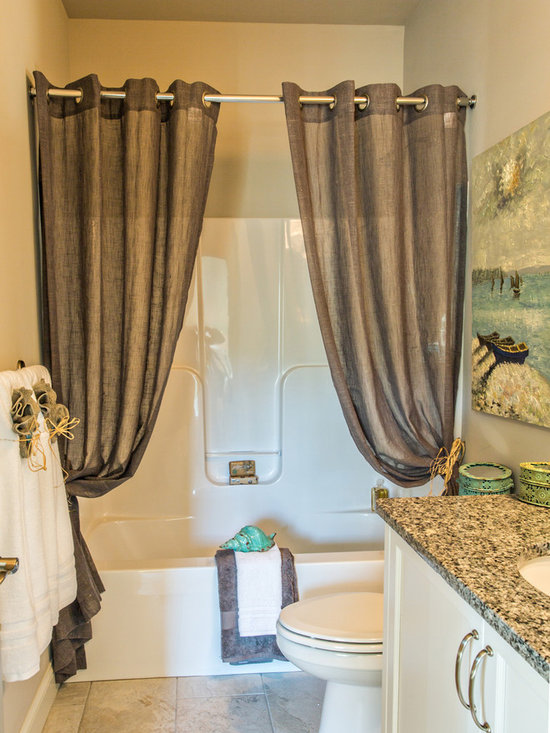 Affordable french country toile shower curtain home design ideas