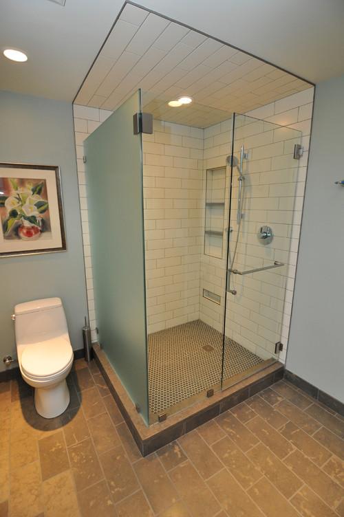 shower footrest by ventana seattle