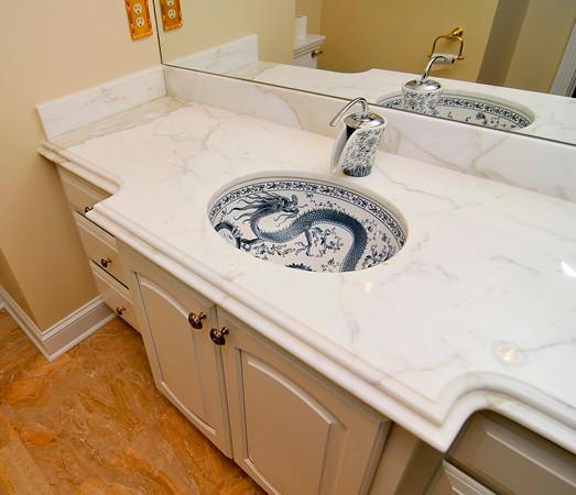 Watergate porter traditional-bathroom