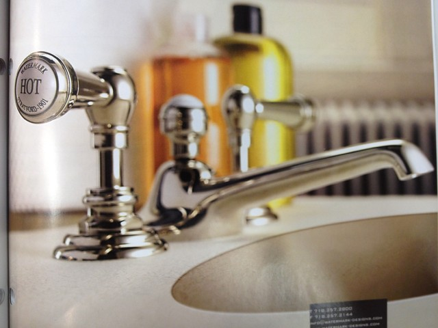 watermark designs traditional faucets traditional