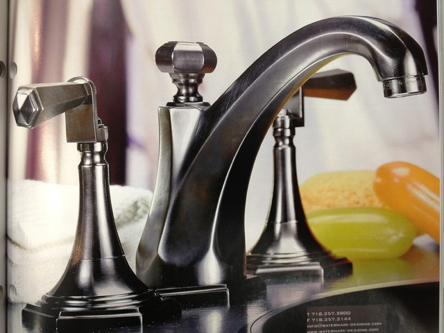 Watermark Designs Traditional Faucets traditional-bathroom-faucets-and-showerheads