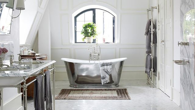 Waterworks Bathtubs Traditional Bathroom