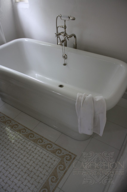 Waterworks Master Bath Traditional Bathroom San Diego By Cabochon Surfaces Fixtures