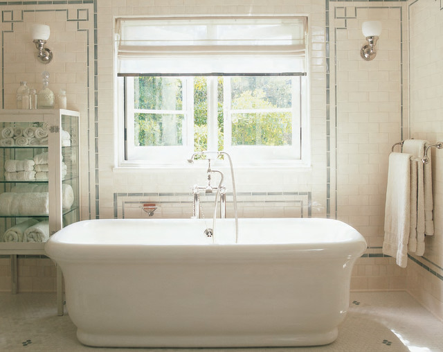 Waterworks Offerings Traditional Bathroom San Diego
