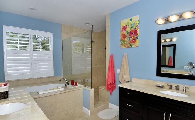 Watrous Custom Home traditional-bathroom