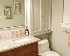 Waynesboro Master Bath Renovation transitional-bathroom