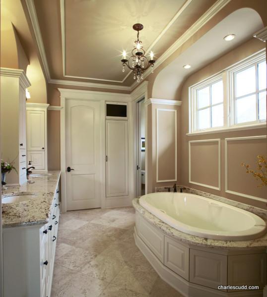 Wayzata Custom Home traditional-bathroom