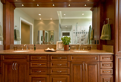 Webb - By Burgin traditional bathroom