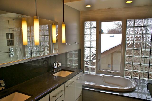 Weil Master Bathroom contemporary-bathroom