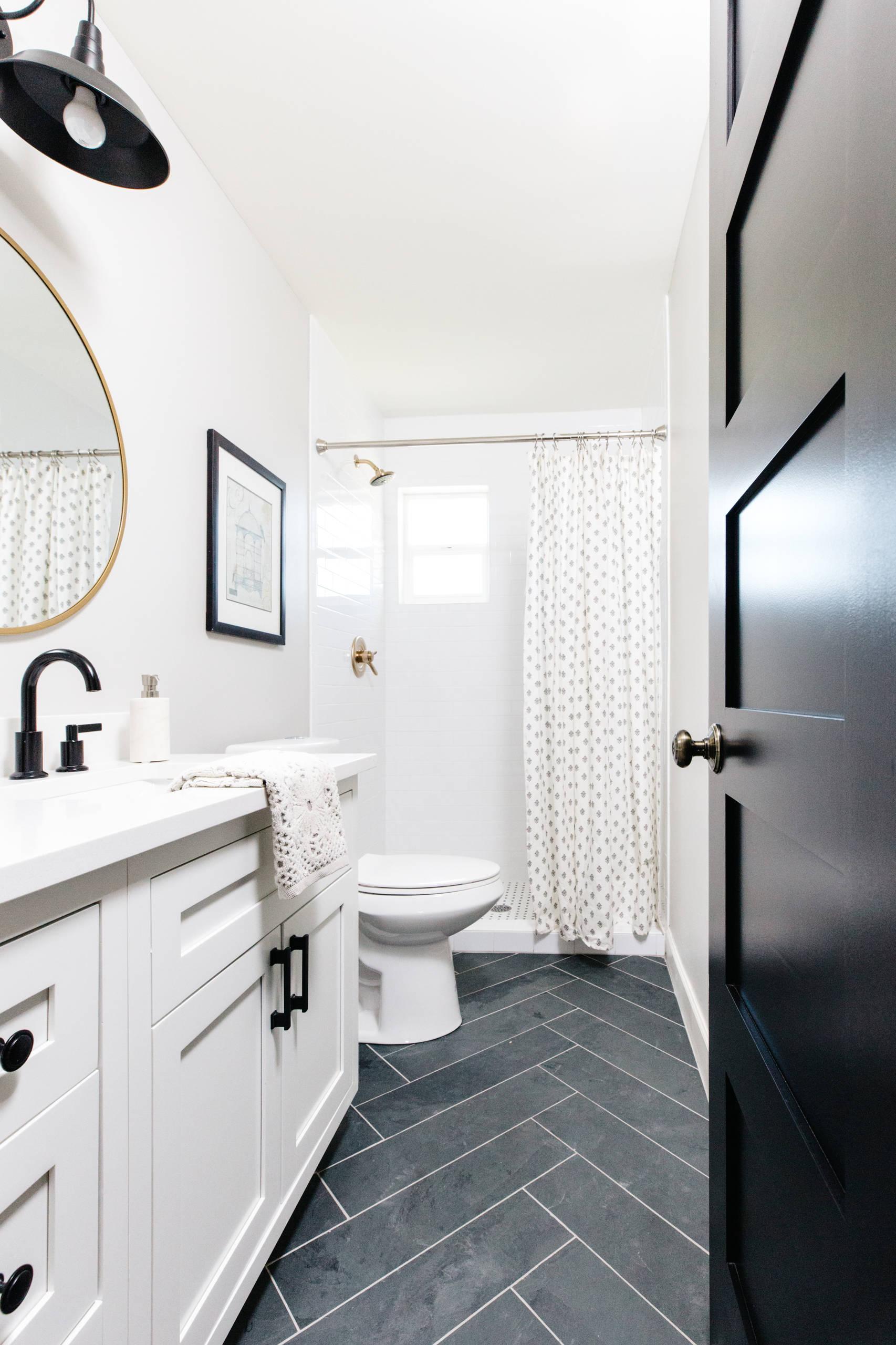 Slate Floor Bathroom Pictures Ideas