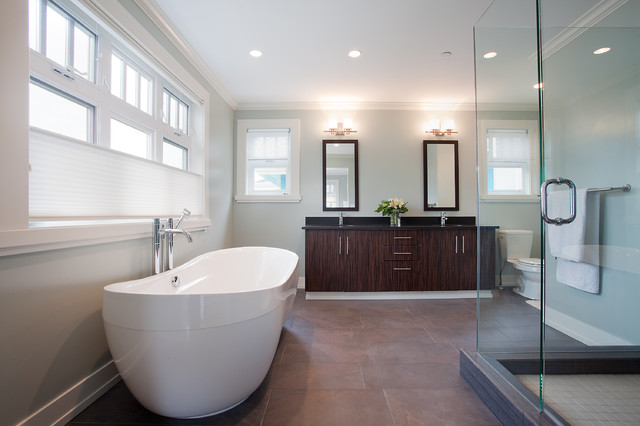 Well balanced design renovations contemporary for Well designed bathrooms