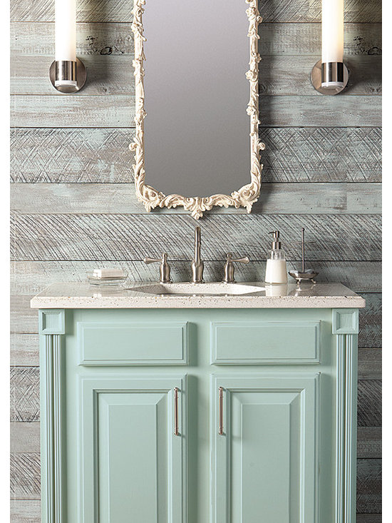 Shabby Chic Style Birmingham Bathroom Design Ideas Pictures Remodel