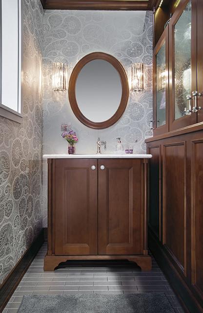 Wellborn Cabinetry - Transitional - Bathroom - Orange County - by MaNa ...