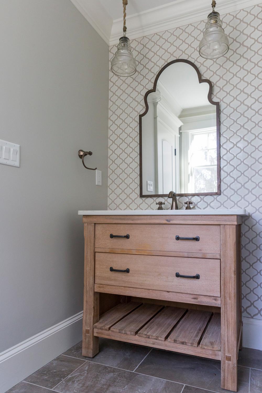 Wellesley Guest Bath Room