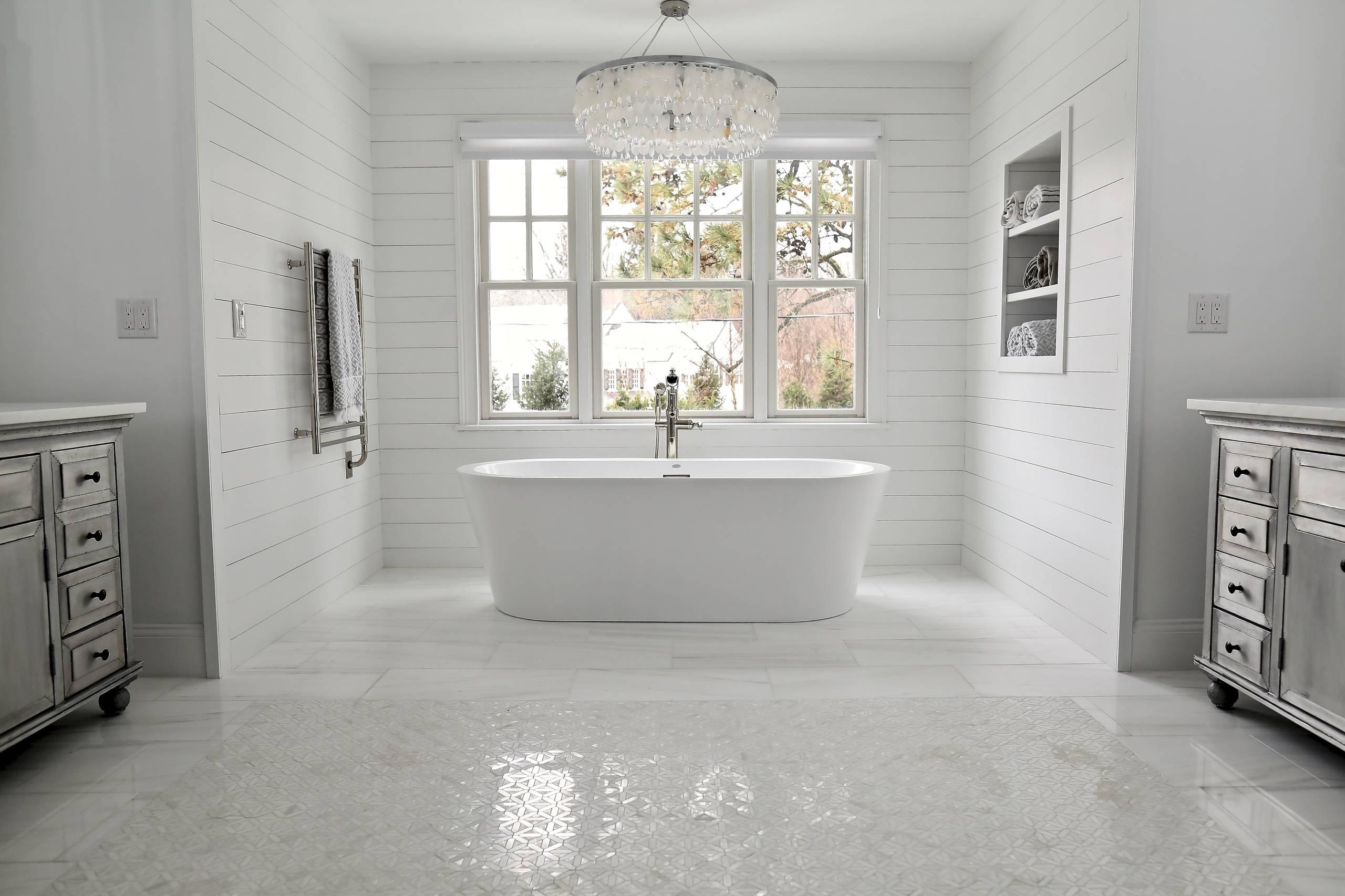 Wellesley Master Bath Retreat