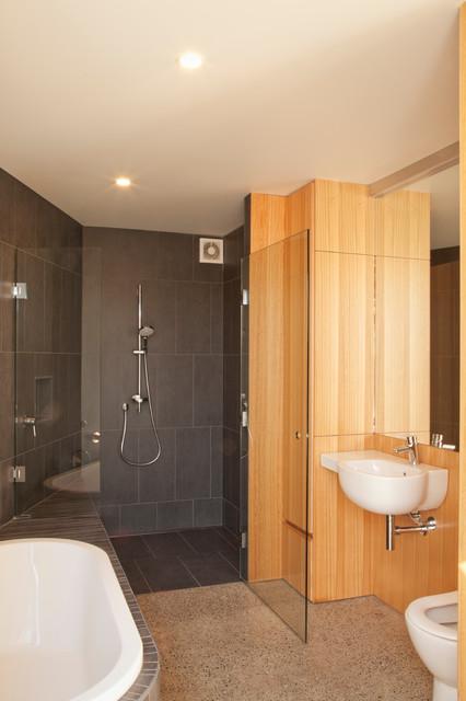 Lifemark 5 Star Home Wellington Modern Bathroom Auckland By Lifemark