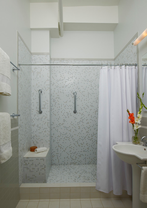 shower curtain ideas cheap bathroom makeover at its best budget bathroom makeovers before and after the budget
