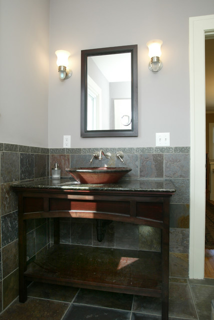West Adams Bathroom Remodel traditional-bathroom
