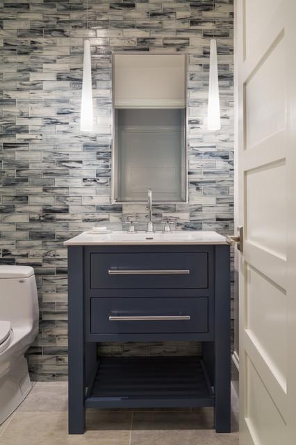 West Bay Renovation contemporary-bathroom