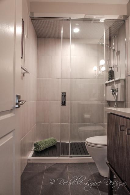 West calgary residence contemporary bathroom calgary for Bathroom decor calgary