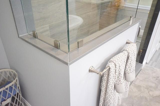 West Chester Master Bath And Hall Bath Remodel Traditional Bathroom Philadelphia By