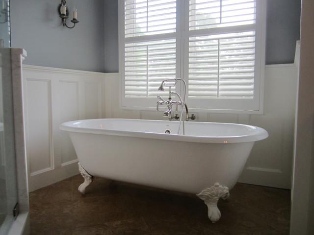 West Chester Master Bath traditional-bathroom