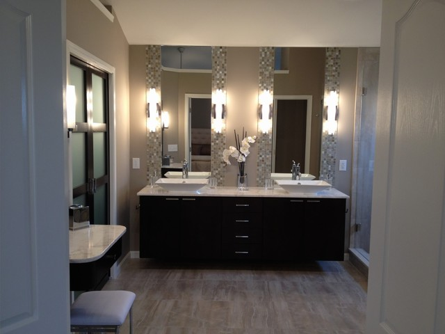 West Chester Remodel contemporary-bathroom