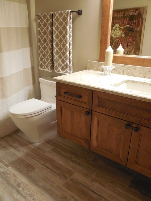 West Des Moines Remodel Traditional Bathroom other