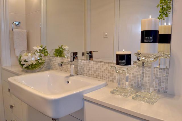 West end brisbane contemporary bathroom brisbane for Bathroom interior design brisbane