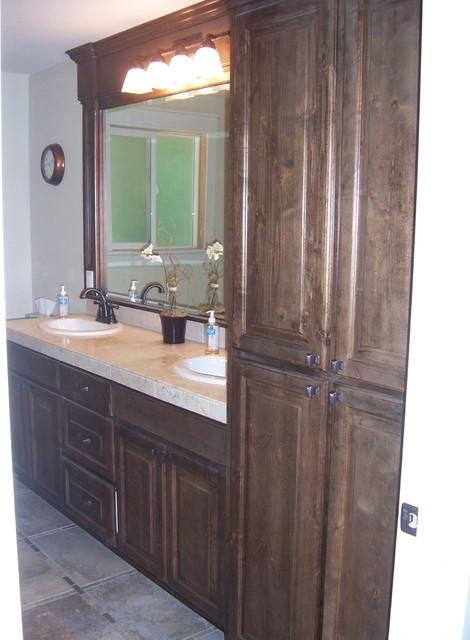 West Linn Oregon Home Remodel traditional-bathroom