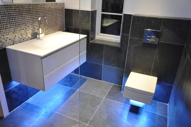 West Malling Master En Suite Contemporary Bathroom Other Metro