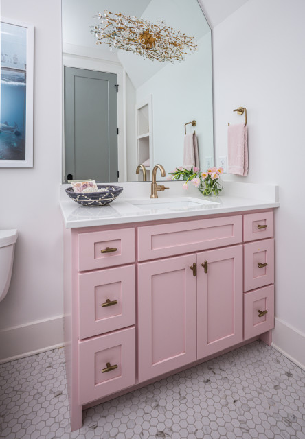 10 Colorful Vanities For A Bold Bathroom Makeover