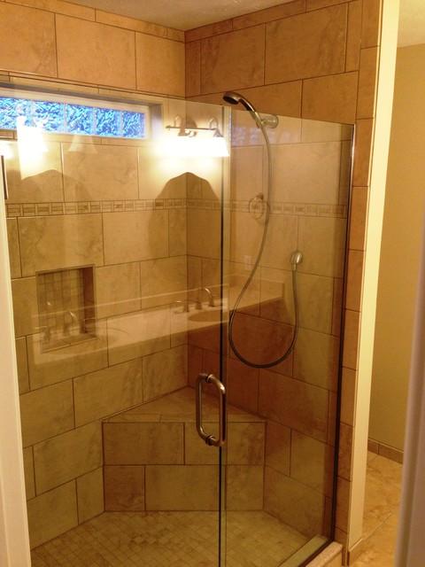 West Pointe Patio Home Bathrooms traditional-bathroom