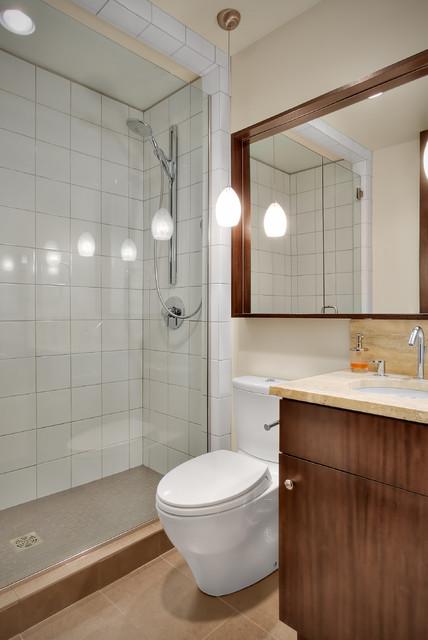 West Seattle - Contemporary contemporary-bathroom