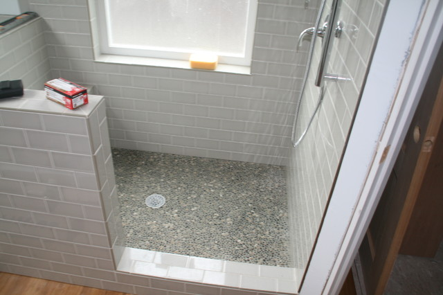 West Seattle Master Suite Renovation traditional-bathroom