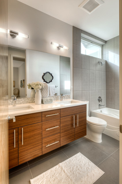 Perfect Seattle Double Towel Bar  Bathroom