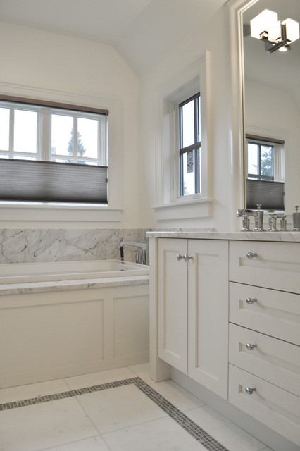 West Side Custom Home traditional-bathroom