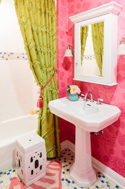 West Summit Circle Knoxville TN For Natalie Clayman Interior Design Traditional Bathroom
