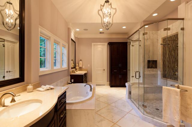 3730 drake traditional bathroom houston by frankel for Drakes bathrooms